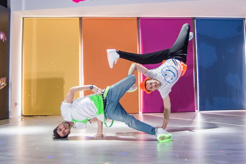 Petreceri Copii Street dance zona Berceni - Tineretului