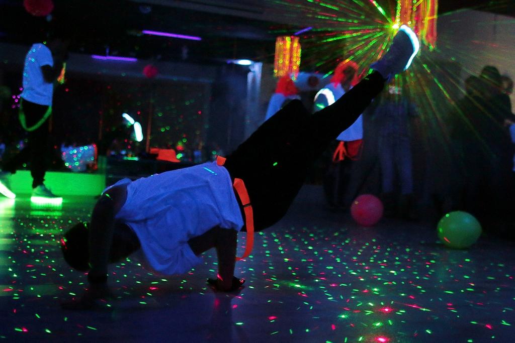 Glow Party Berceni